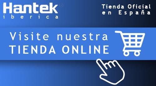 Tienda oficial Hantek en España